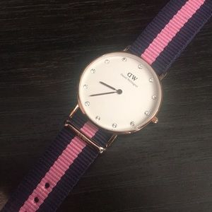 Daniel Wellington Rose Gold watch 34mm
